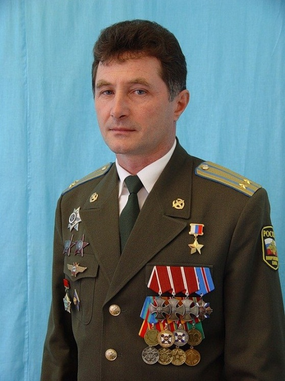 Кавалеры ордена святого георгия в современной россии